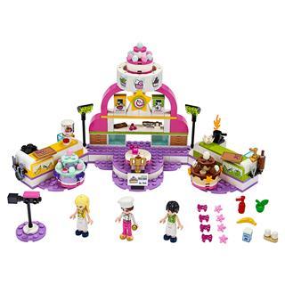LEGO 41393 - LEGO Friends - Cukrász verseny