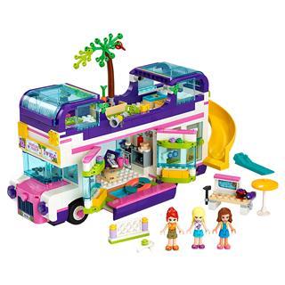LEGO 41395 - LEGO Friends - Barátság busz