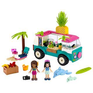 LEGO 41397 - LEGO Friends - Tengerparti felfrissülés
