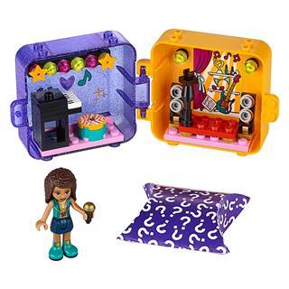 LEGO 41400 - LEGO Friends - Andrea dobozkája