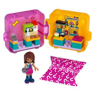 LEGO 41405 - LEGO Friends - Andrea shopping dobozkája