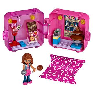 LEGO 41407 - LEGO Friends - Olivia shopping dobozkája