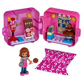 LEGO 41407 - LEGO Friends - Olivia shopping dobozkája