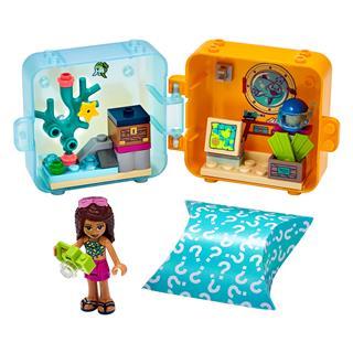 LEGO 41410 - LEGO Friends - Andrea nyári dobozkája