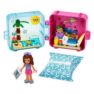 LEGO 41412 - LEGO Friends - Olivia nyári dobozkája