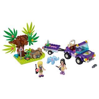 LEGO 41421 - LEGO Friends - Kiselefánt mentő akció