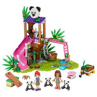 LEGO 41422 - LEGO Friends - Panda lombház