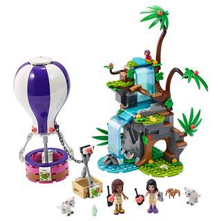 LEGO 41423 - LEGO Friends - Hõlégballonos tigris mentõ akció