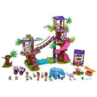 LEGO 41424 - LEGO Friends - Dzsungel Mentőközpont