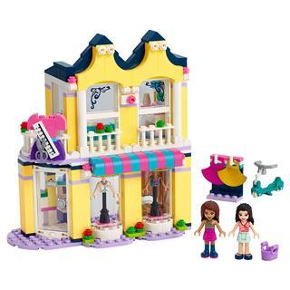 LEGO 41427 - LEGO Friends - Emma ruhaboltja