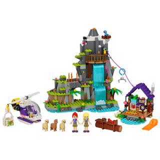 LEGO 41432 - LEGO Friends - Hegyi alpaka mentő akció