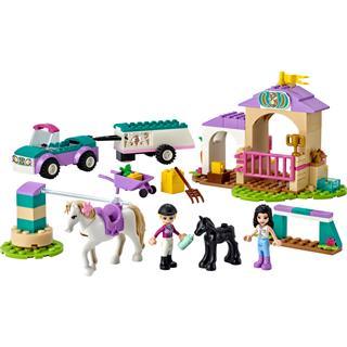 LEGO 41441 - LEGO Friends - Lovasiskola és utánfutó