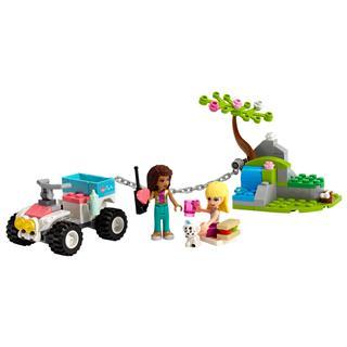 LEGO 41442 - LEGO Friends - Állatklinikai mentő homokfutó