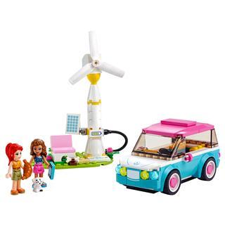 LEGO 41443 - LEGO Friends - Olivia elektromos autója
