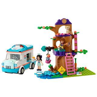LEGO 41445 - LEGO Friends - Állatklinika mentő