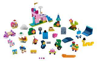 LEGO 41455 - LEGO Unikitty - Unikingdom Kreatív építőkészlet