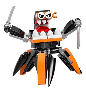 LEGO 41576 - LEGO Mixels - 9. sorozat - Spinza