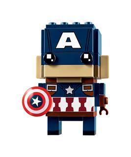 LEGO 41589 - LEGO Brickheadz - Captain America