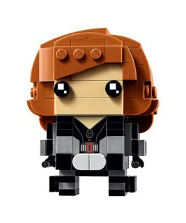 LEGO 41591 - LEGO Brickheadz - Black Widow