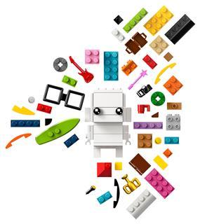 LEGO 41597 - LEGO Brickheadz - Go Brick Me!