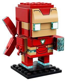 LEGO 41604 - LEGO Brickheadz - Iron Man MK50