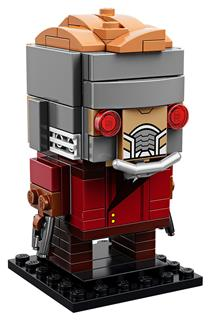 LEGO 41606 - LEGO Brickheadz - Star Lord