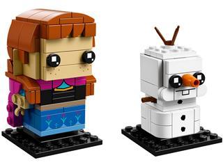 LEGO 41618 - LEGO Brickheadz - Anna és Olaf