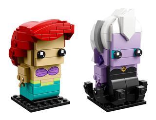 LEGO 41623 - LEGO Brickheadz - Ariel és Ursula