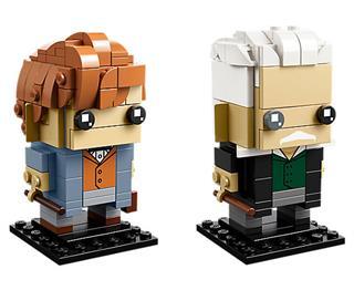 LEGO 41631 - LEGO Brickheadz - Göthe és Gellert Grindelwald