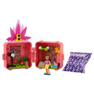 LEGO 41662 - LEGO Friends - Olivia flamingós dobozkája