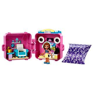 LEGO 41667 - LEGO Friends - Olivia gamer dobozkája