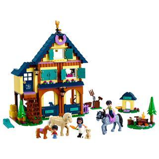 LEGO 41683 - LEGO Friends - Erdei lovaglóközpont