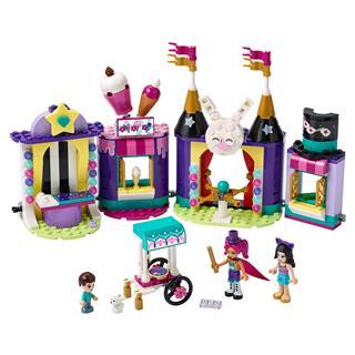 LEGO 41687 - LEGO Friends - Varázslatos vidámparki standok