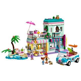 LEGO 41693 - LEGO Friends - Tengerparti házak szörfösöknek