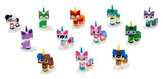 LEGO 41775 - LEGO Unikitty - Gyűjthető sorozat
