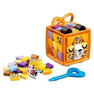 LEGO 41929 - LEGO DOTS - Leopárdos táskadísz