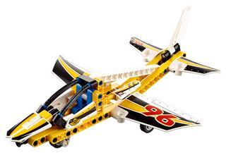 LEGO 42044 - LEGO Technic - Légi bemutató sugárhajtású repülője