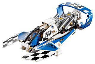 LEGO 42045 - LEGO Technic - Verseny hidroplán