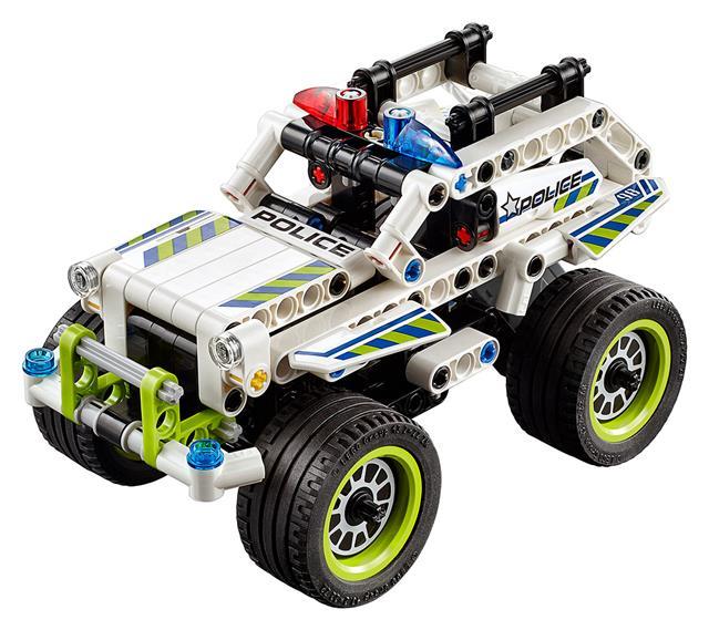 LEGO 42047 - LEGO Technic - Rendőrségi elfogó jármű