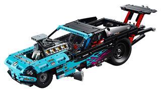 LEGO 42050 - LEGO Technic - Gyorsulási versenyautó