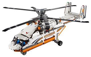 LEGO 42052 - LEGO Technic - Teheremelő helikopter