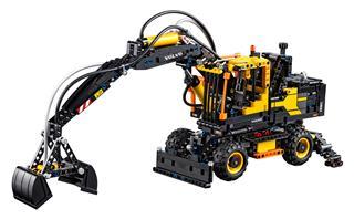 LEGO 42053 - LEGO Technic - Volvo EW 160E