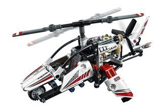 LEGO 42057 - LEGO Technic - Ultrakönnyű helikopter