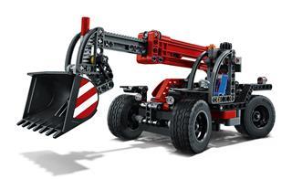 LEGO 42061 - LEGO Technic - Teleszkópos markológép