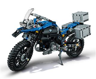 LEGO 42063 - LEGO Technic - BMW R 1200 GS Adventure