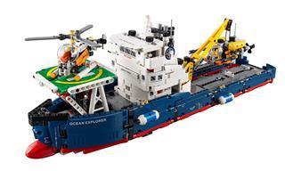 LEGO 42064 - LEGO Technic - Óceánkutató hajó