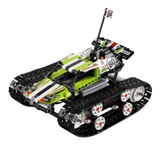 LEGO 42065 - LEGO Technic - Távirányítós, hernyótalpas versenyjármű