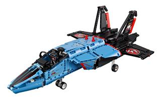 LEGO 42066 - LEGO Technic - Versenyrepülő