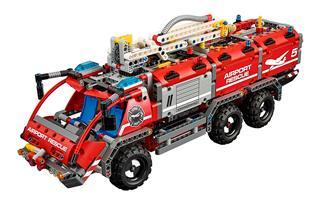 LEGO 42068 - LEGO Technic - Reptéri mentőjármű