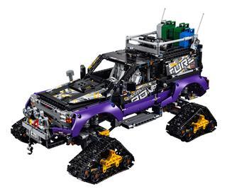 LEGO 42069 - LEGO Technic - Extrém kaland